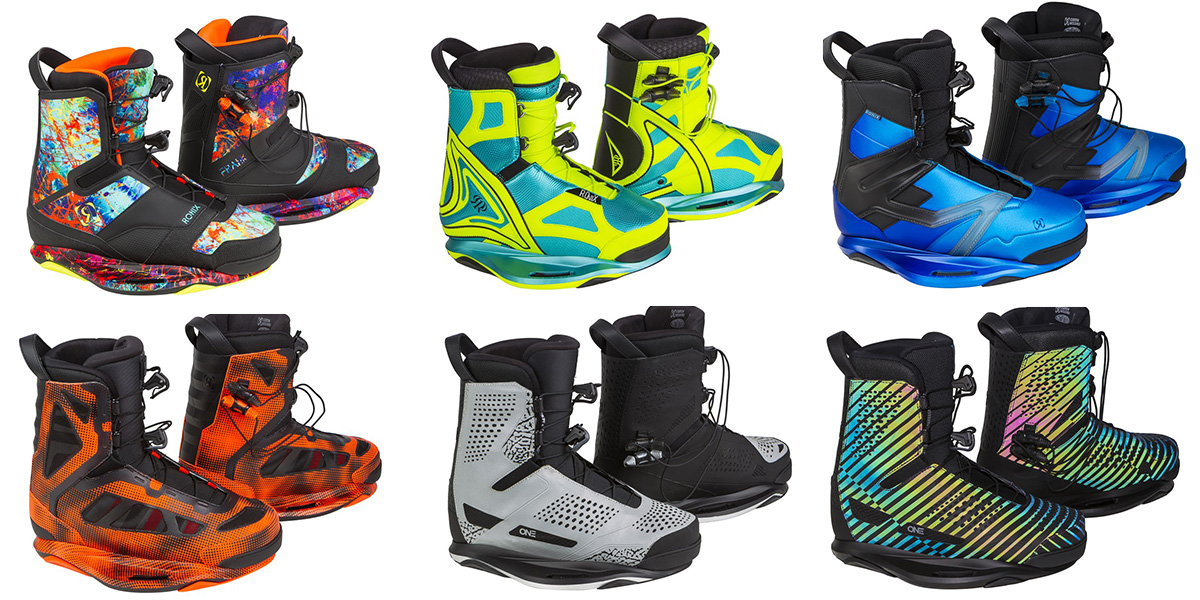 Ronix 2017 Boots Are Here