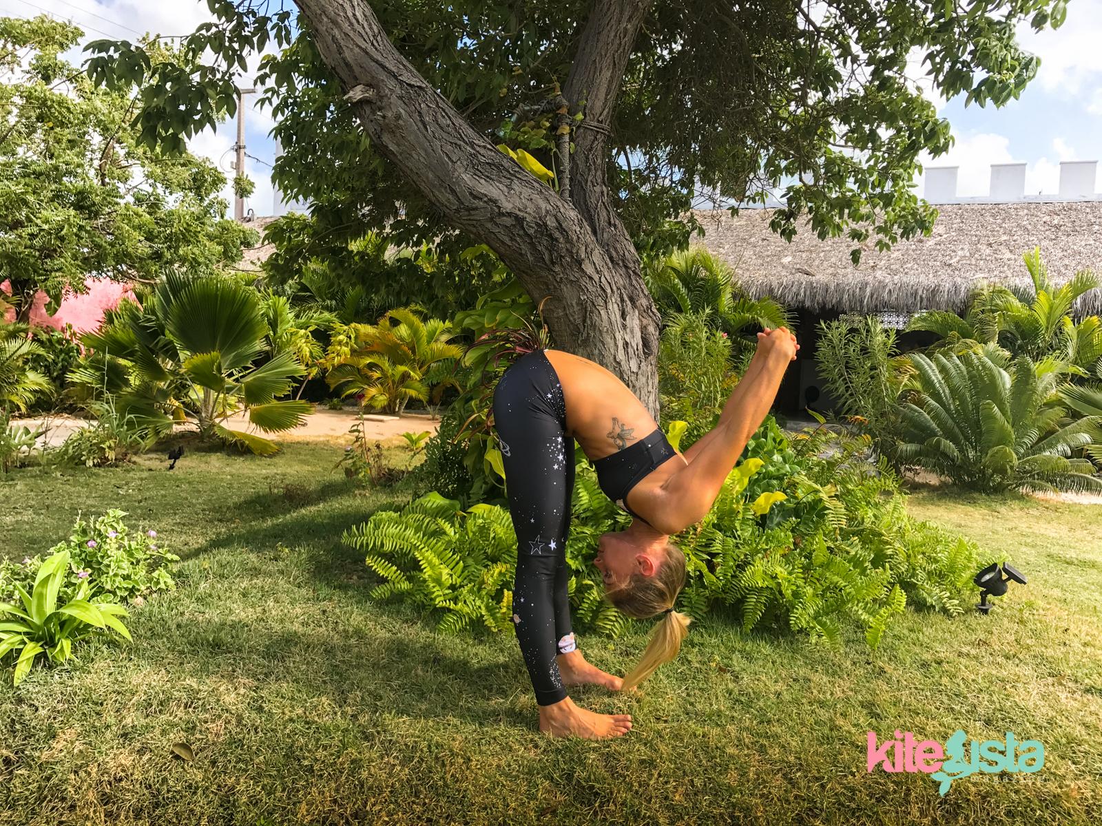 Sofi Chevalier Yoga - KiteSista