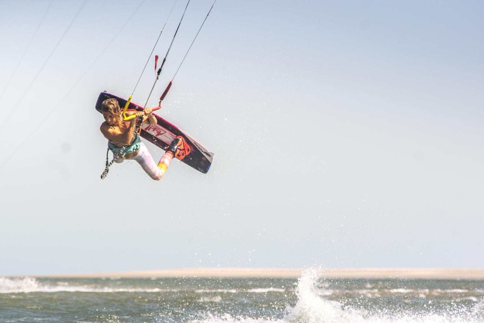 We Ride Local Summertime Surf Legging  - KiteSista
