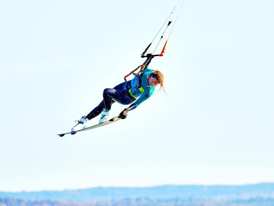 Winter session - KiteSista