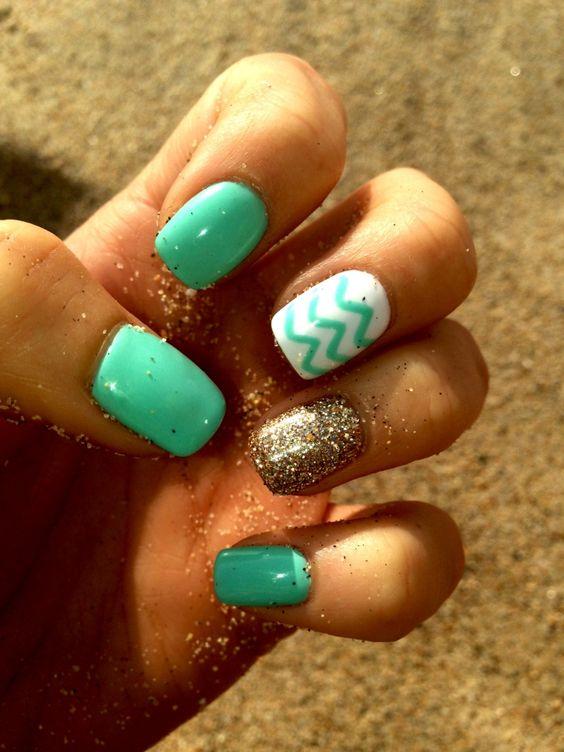 Nail Art summer inspiration - KiteSista