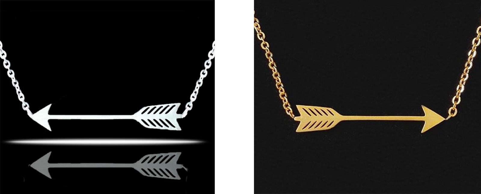 Arrow Necklaces - Gemsita - KiteSista
