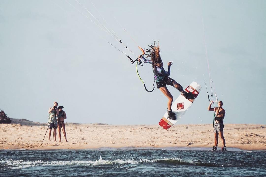 How to do a railey to blind - KiteSista