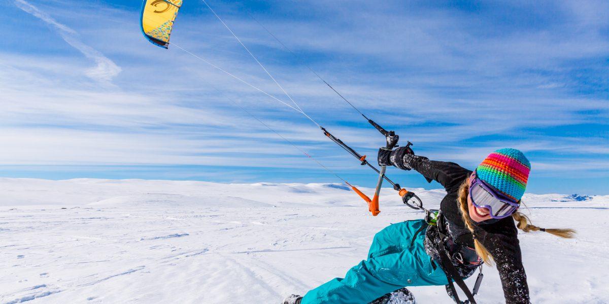 Driva Snowkite Camp – The Road To Ragnarok