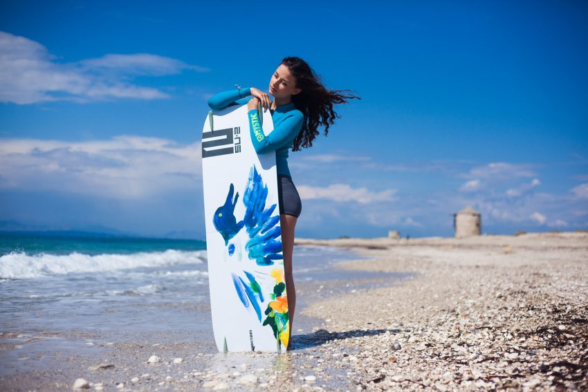 "SU-2 Kiteboards ""With Soul"""