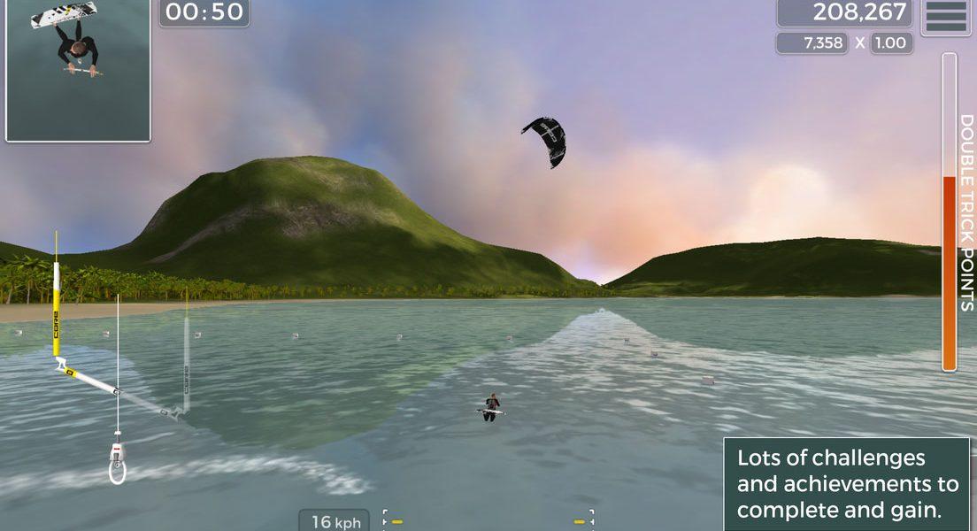 Kiteboard Hero – A Kiteboarding Game That Actually Works