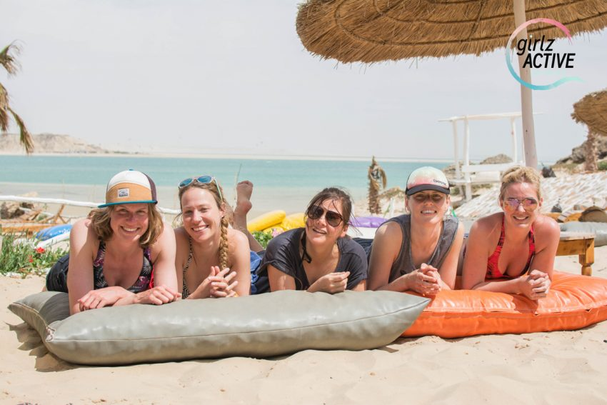 If You Go on a Girls Kite Trip, it should be with Girlz Active