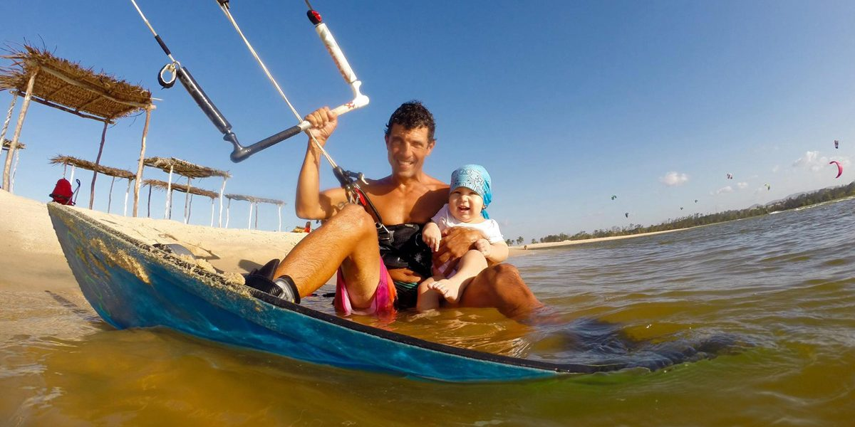 Kite Session with a 1 year Old Baby – Renato Balbino