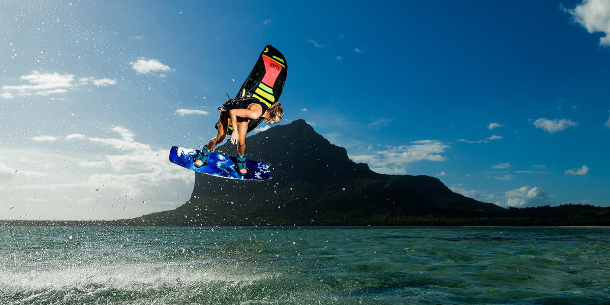 Fun is Trying All Kiteboarding Disciplines – By Karolina Winkowska