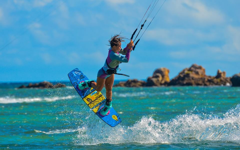 Girls On Fire at the Finals of the New Caledonia 2017 Championship