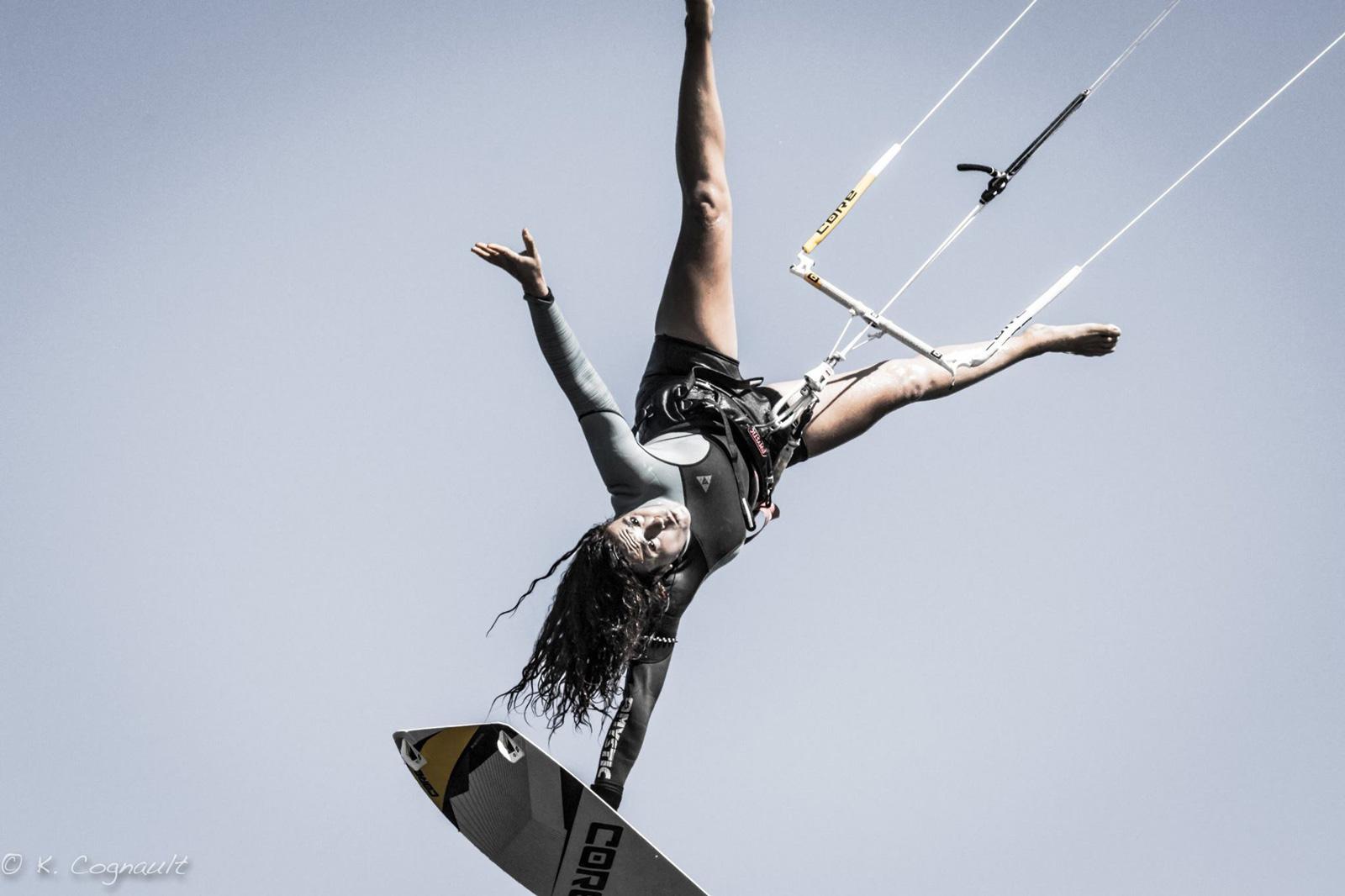 Angely Bouillot - KiteSista