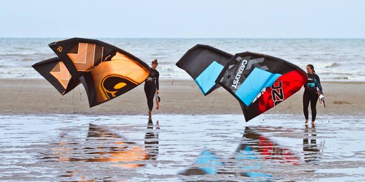 Readers Stories: Top Tips to Get Into KiteSurfing