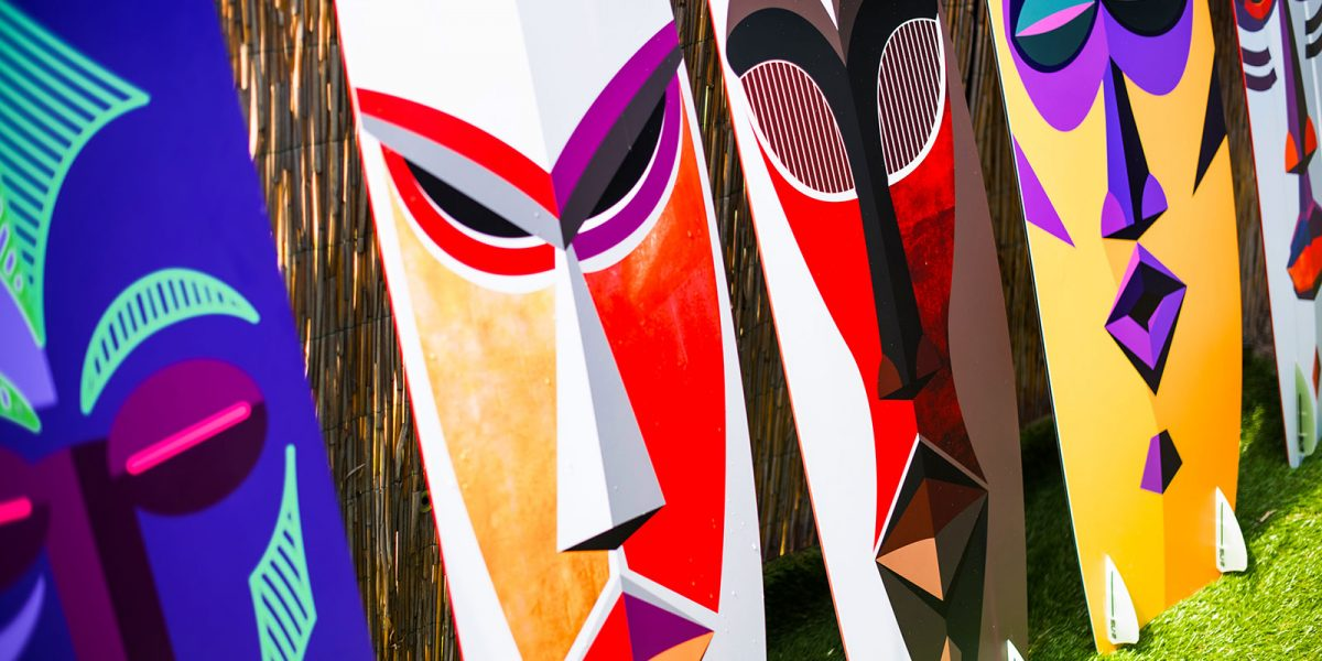 SU-2 ETNO Collection – African Roots Inspired Kiteboards