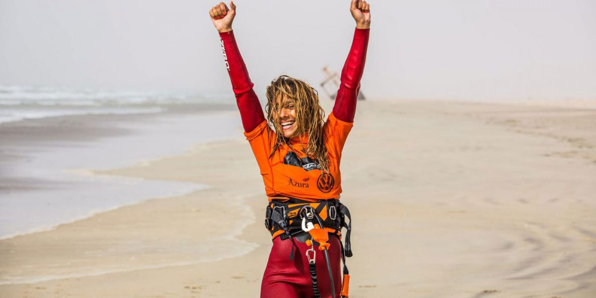 Every kiteSista Should Go On an Extreme Down-Wind Adventure