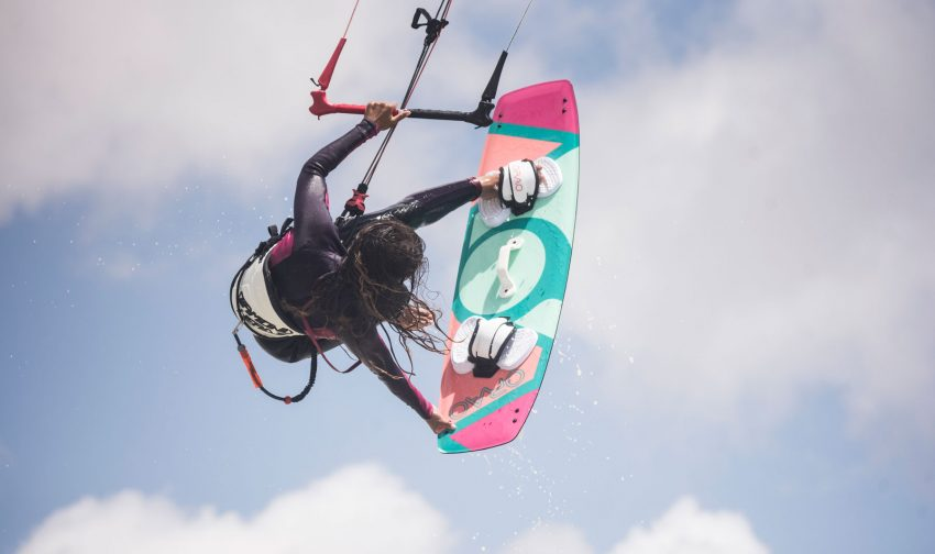 KiteSista Video Test: Zeruko Board by Orao Kites by Decathlon + WIN THIS BOARD
