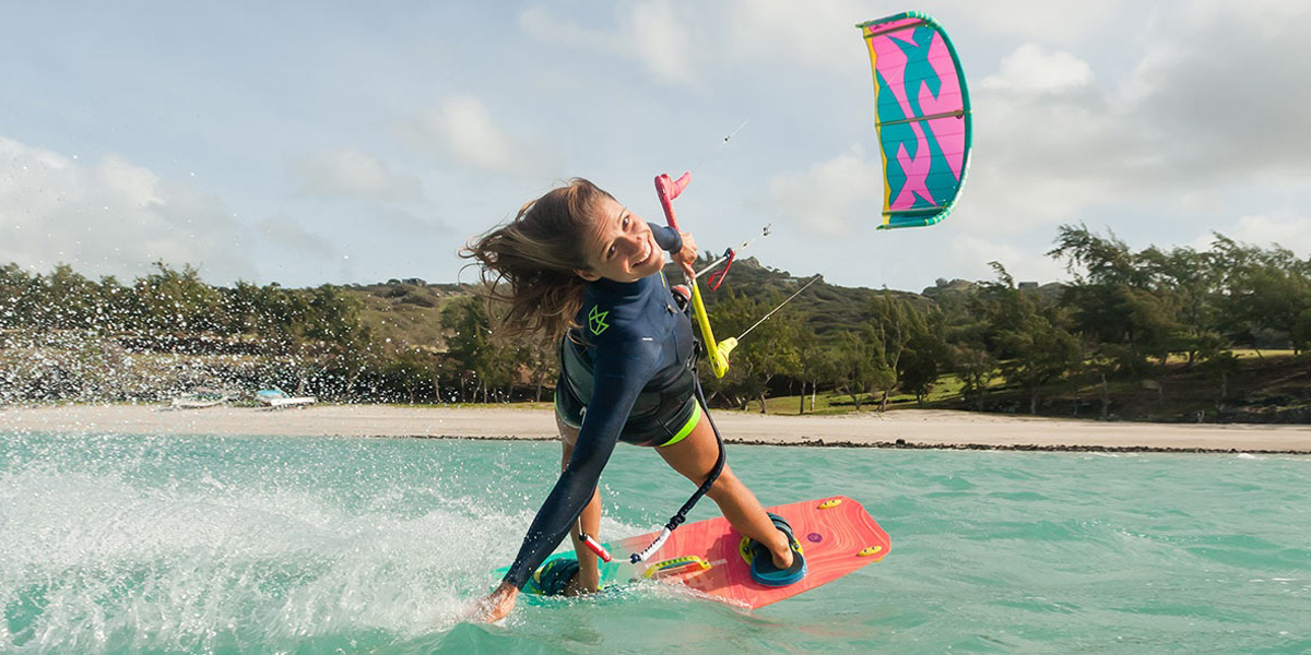 What's New in Girls Kiteboarding for 2018