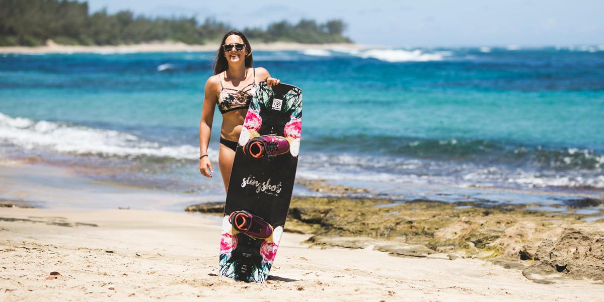 Behind the Board – 2018 Karolina Pro