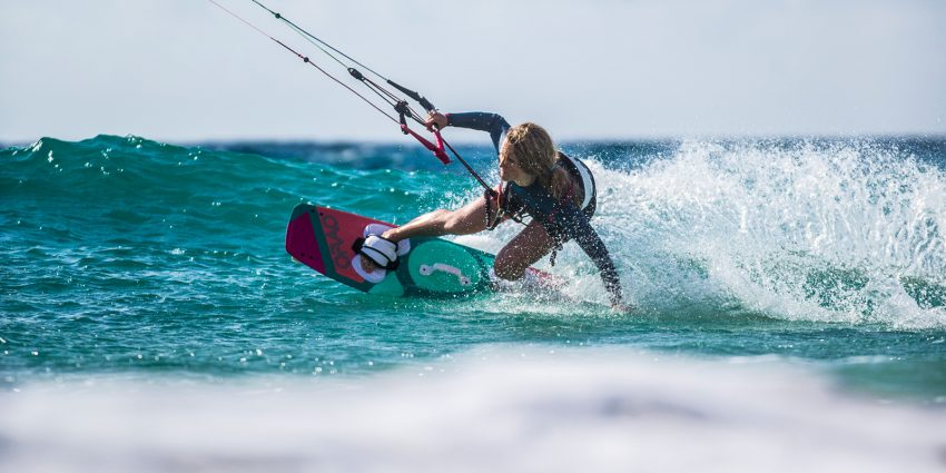 Virginie – My Passion for Kiteboarding