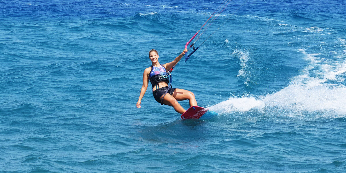 Why you shouldn't wait for others to take the kitesurfing trip of a lifetime
