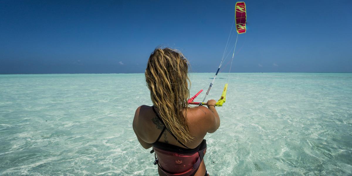 10 ways to improve your basics riding skills - KiteSista