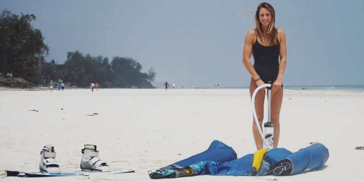 5 Essential Questions You Should Ask a Female Professional Kiteboarder – Annelous Lammerts
