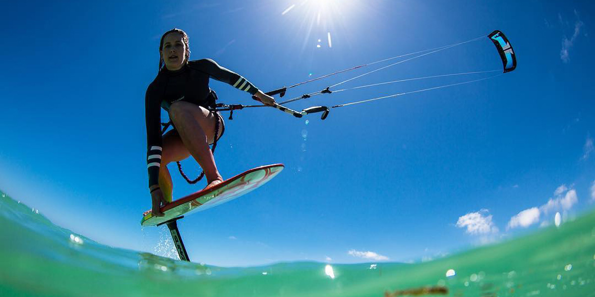 Why You Should Try Kitefoiling This Summer – by Karolina Winkowska