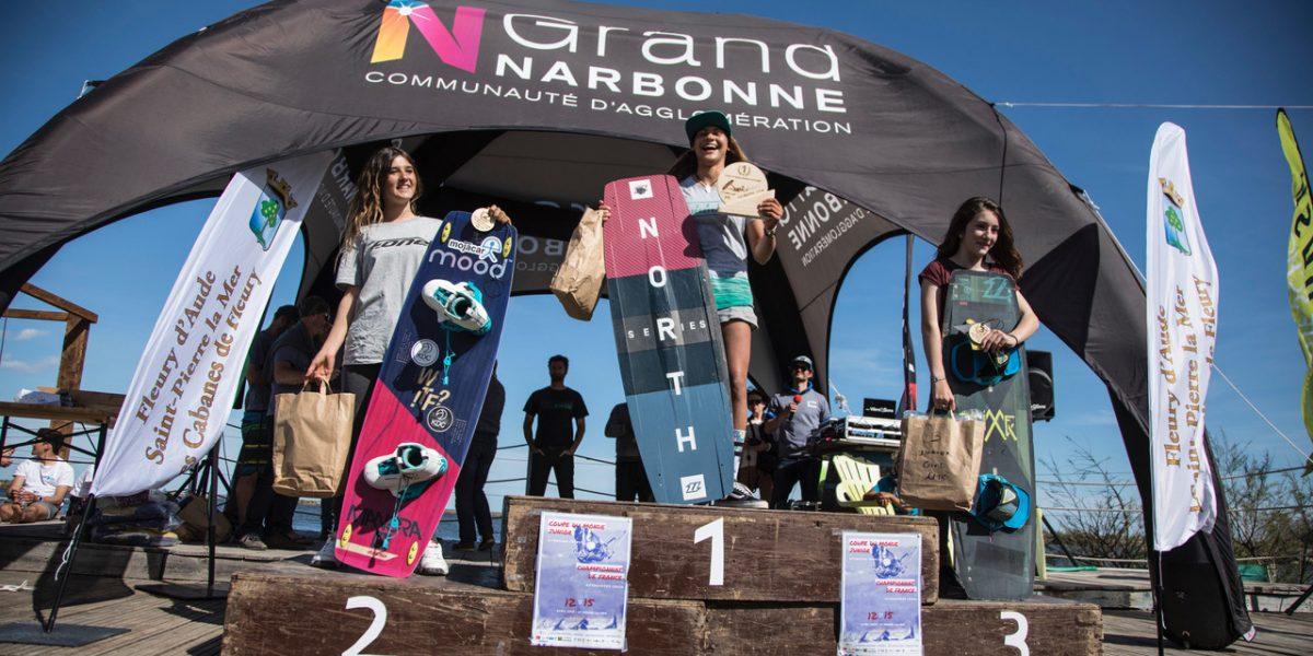 Junior Freestyle Kitesurfing World Competition 2018 – Girls Results