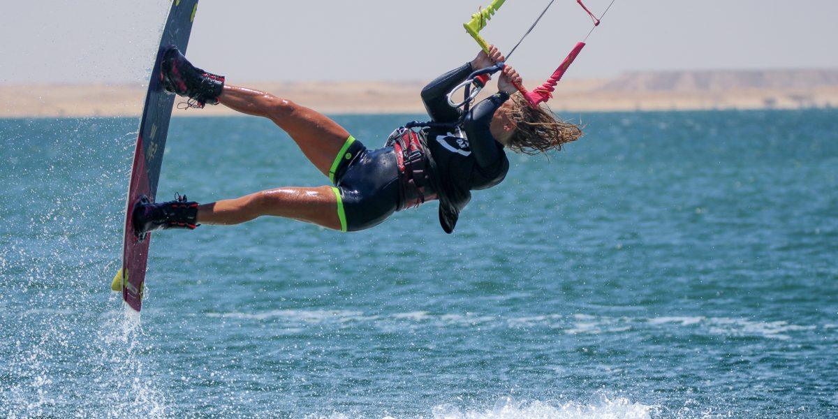 Why is Dakhla one of the best kite destination to improve your riding skills