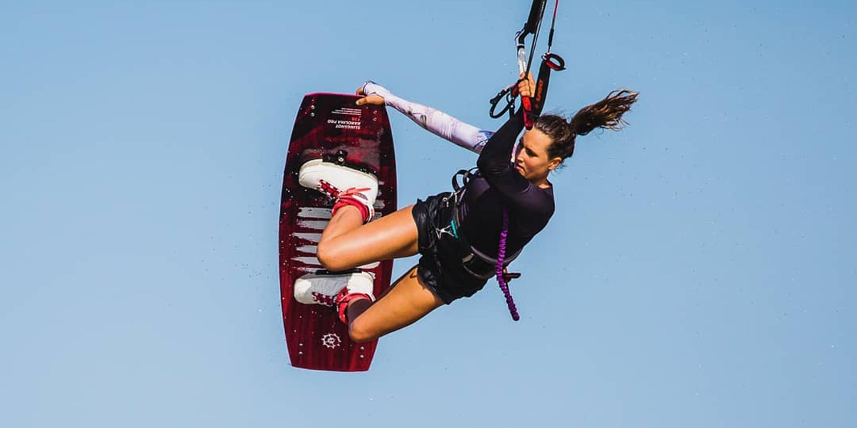 Is Kiteboarding DANGEROUS?! – By Karolina Winkowska