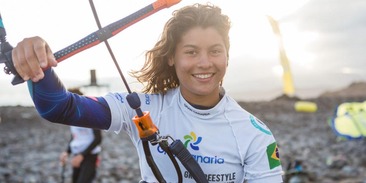 GKA Freestyle World Cup – Gran Canaria – Highlights Women's Finals