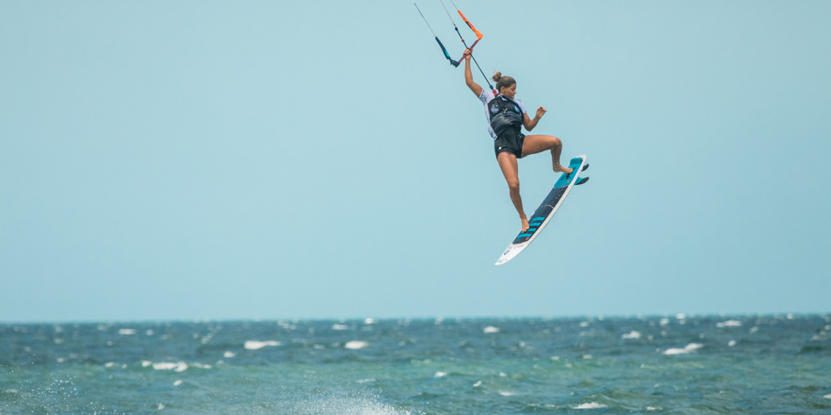 GKA Kite-Surf World Cup Prea: Women's Single Elimination